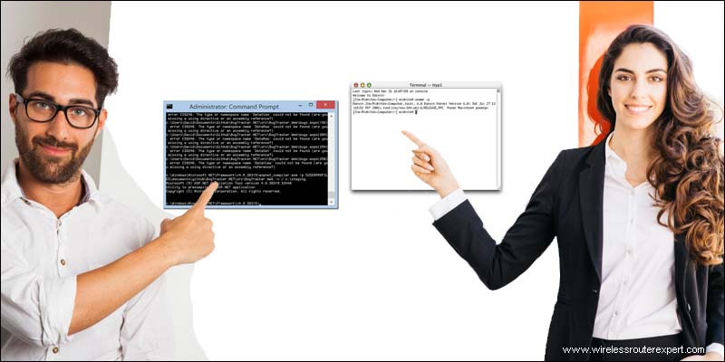 How to Open Command Prompt In Windows & Mac Computer