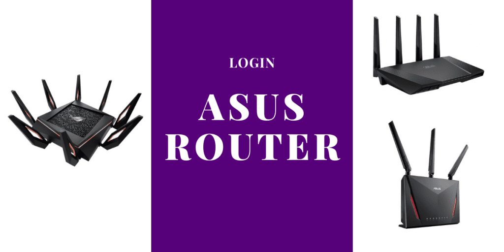192.168.1.1 Asus router