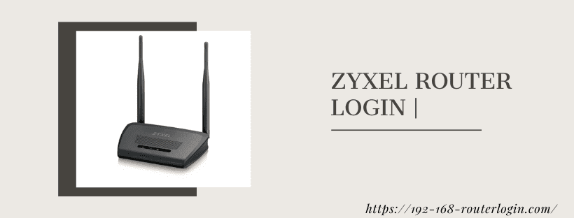 access Zyxel Router