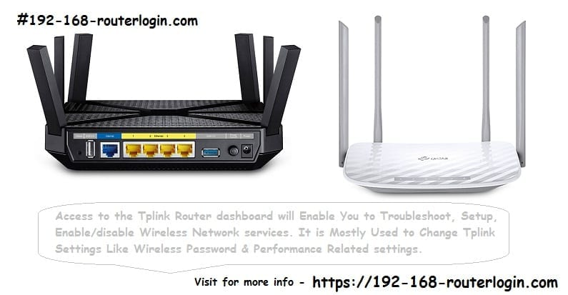 why Login tplink Router
