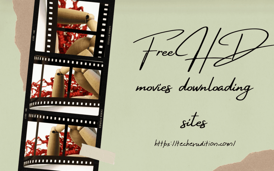 Free HD movies downloading sites