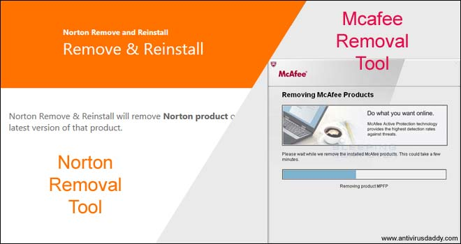 mcafee and norton removal tool