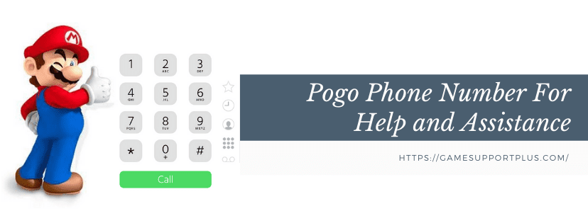 pogo phone number
