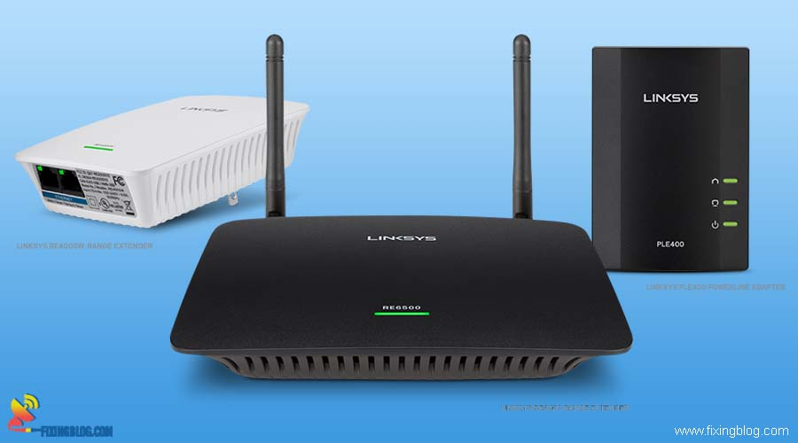 Review & Performance Linksys Wireless Range Extender